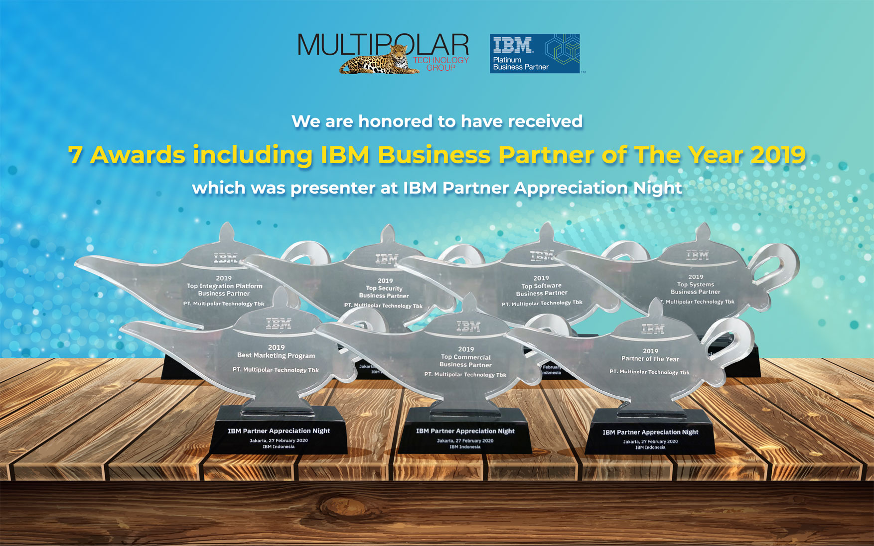 best IBM partner indonesia